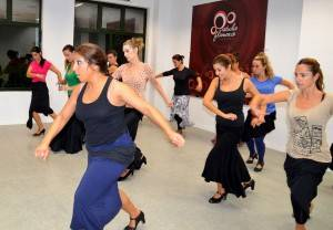 cursos de flamenco - moneta