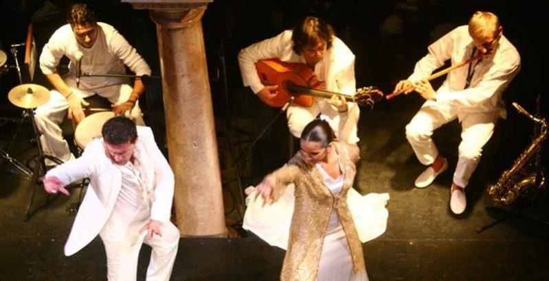 Espectáculo Flamenco Estudio Flamenco Sevilla