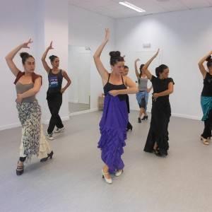 curso de flamenco avanzado