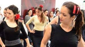 curso de rumbas online en estudio flamenco sevilla