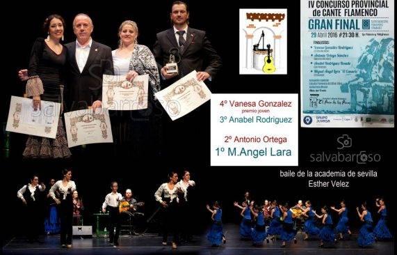 Espectáculo Flamenco en Los Palacios