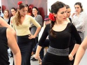 curso flamenco en verano