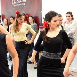 curso flamenco de verano