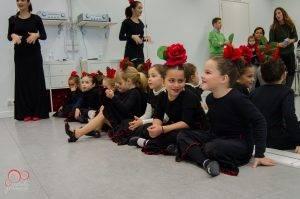 academia de flamenco para niños