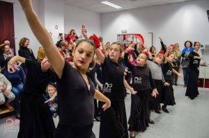 academia de flamenco infantil