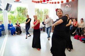 academia de flamenco cursos anuales