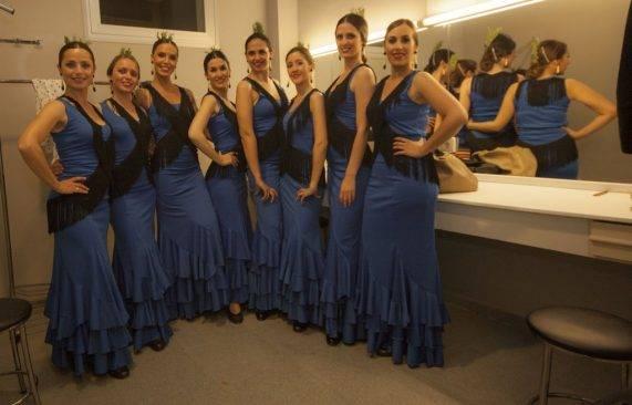 espectáculo flamenco los palacios 5
