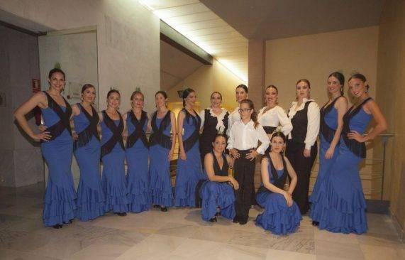 espectáculo flamenco los palacios 3