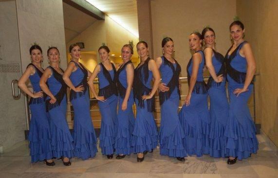 espectáculo flamenco los palacios 1