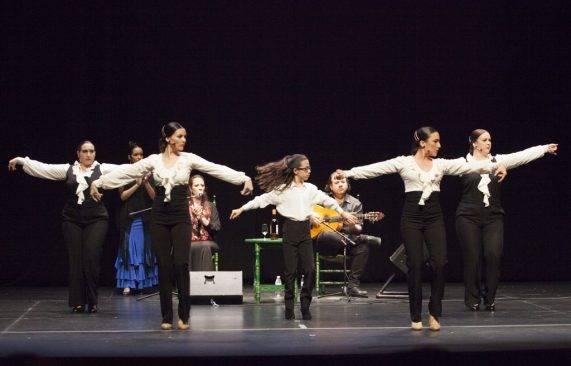 espectáculo flamenco los palacios 21