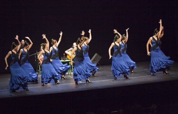 espectáculo flamenco los palacios 16