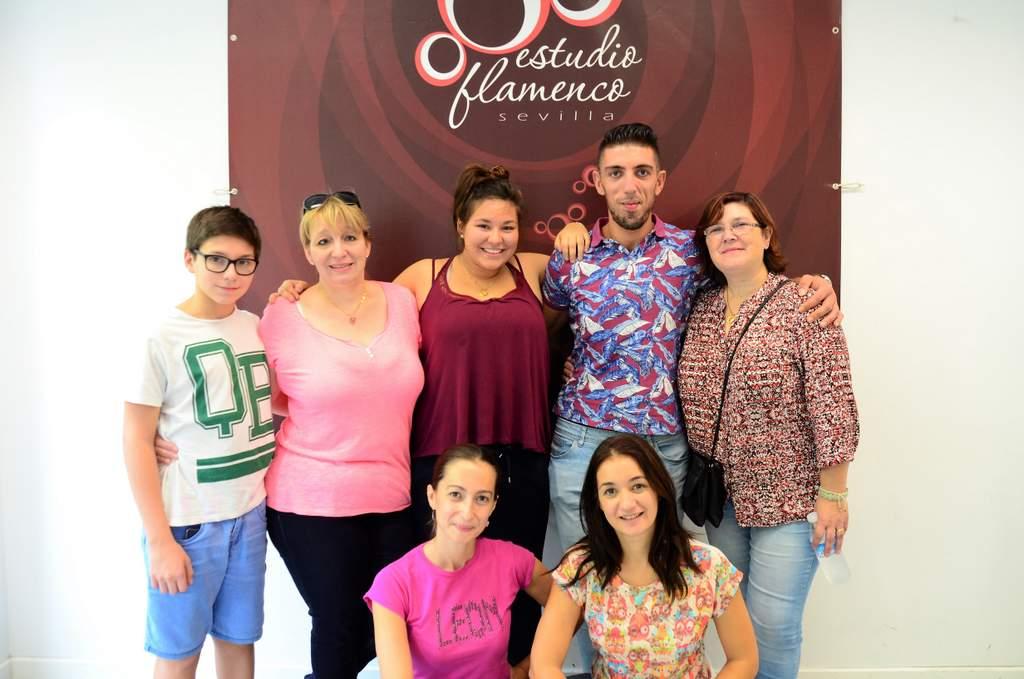 Clases de flamenco presenciales en Sevilla