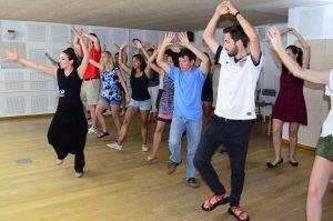 Flamenco para grupos de Sevillanas