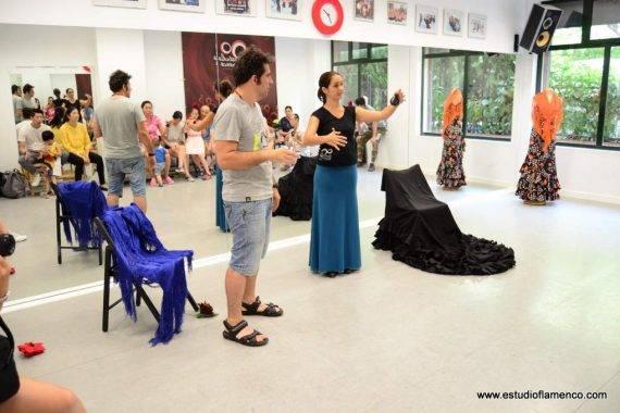 Curso flamenco teórico - práctico