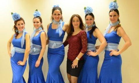 formación flamenco online