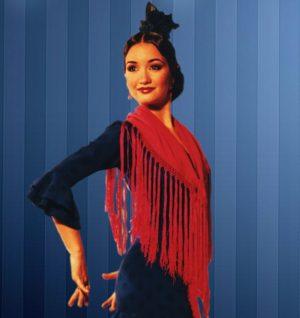 Técnica de flamenco