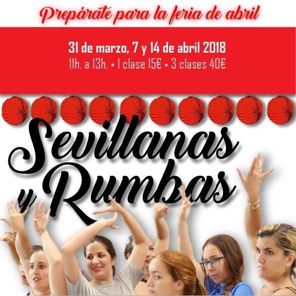 Aprender las Sevillanas Sevilla Este 2018