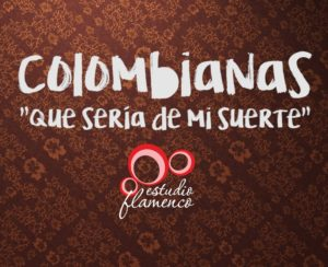 Colombianas flamenco