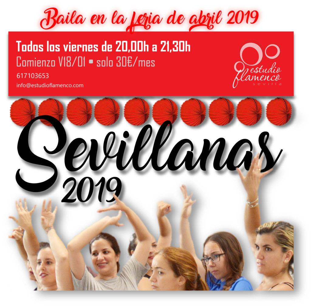 Aprender las Sevillanas 2019
