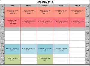 Flamenco en Verano 2018