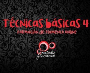 Técnicas Básicas de Flamenco 4
