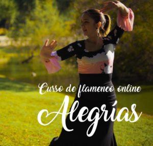 Coreografía por Alegrías