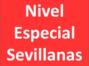 Compra del nivel Especial Sevillanas