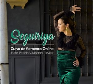 Coreografía por Seguiriya